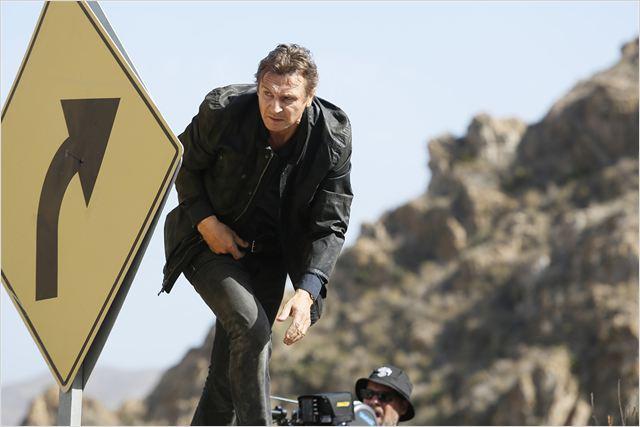 """O ator irlandês Liam Neeson em cena do ainda inédito """"Busca implacável 3"""""""