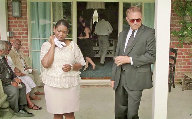 Kevin Costner e Octavia Spencer: tensões raciais afloram em meio à disputa pela guarda da neta