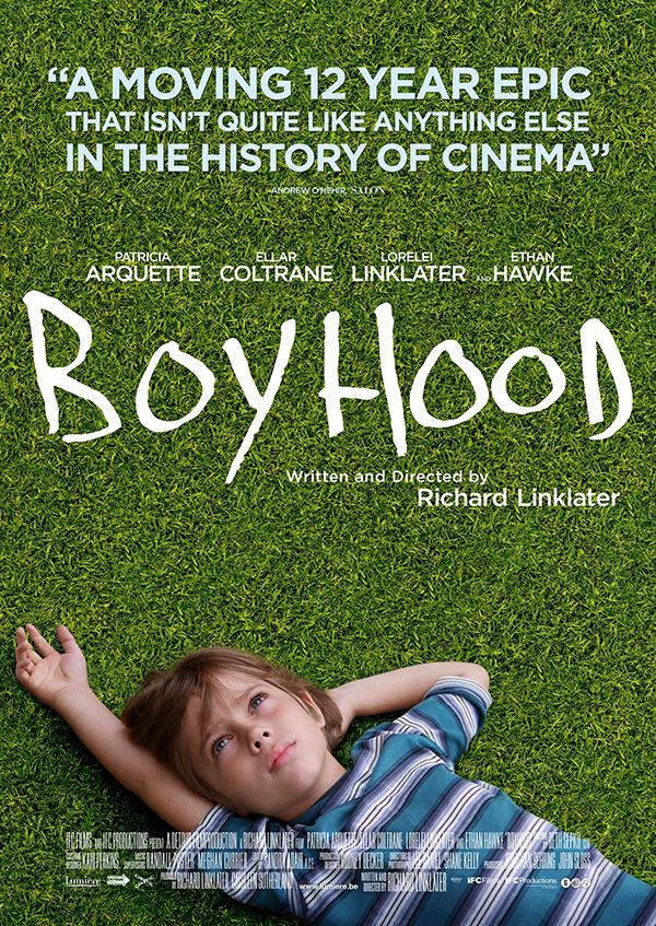 """""""Boyhood - da infância à juventude"""""""