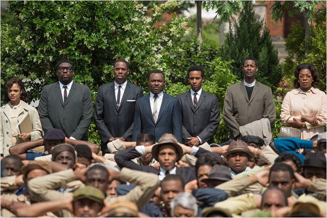 """Cena de """"Selma"""", filme que rapidamente se inseriu como um forte candidato ao Oscar"""