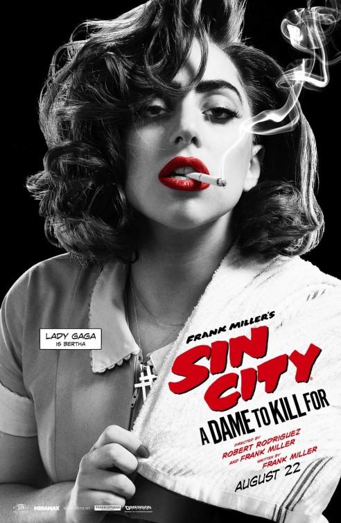 """Sin City: a dama fatal"""