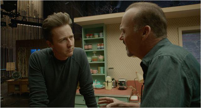 """Michael Keaton em cena de """"Birdman"""": momento mágico e de redenção que costuma vingar no Oscar"""