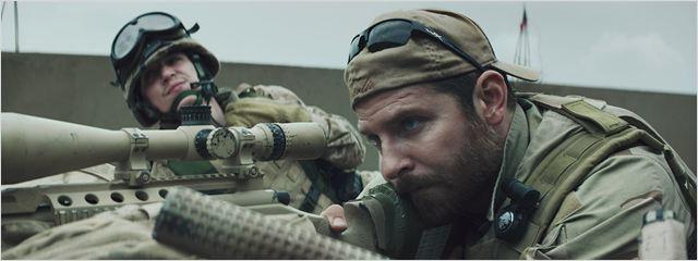 Chris Kyle em ação: polarização em torno do personagem serve aos propósitos de Eastwood (Foto: divulgação)