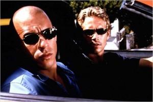 Quando éramos jovens: Diesel e Walker em cena do 1º filme