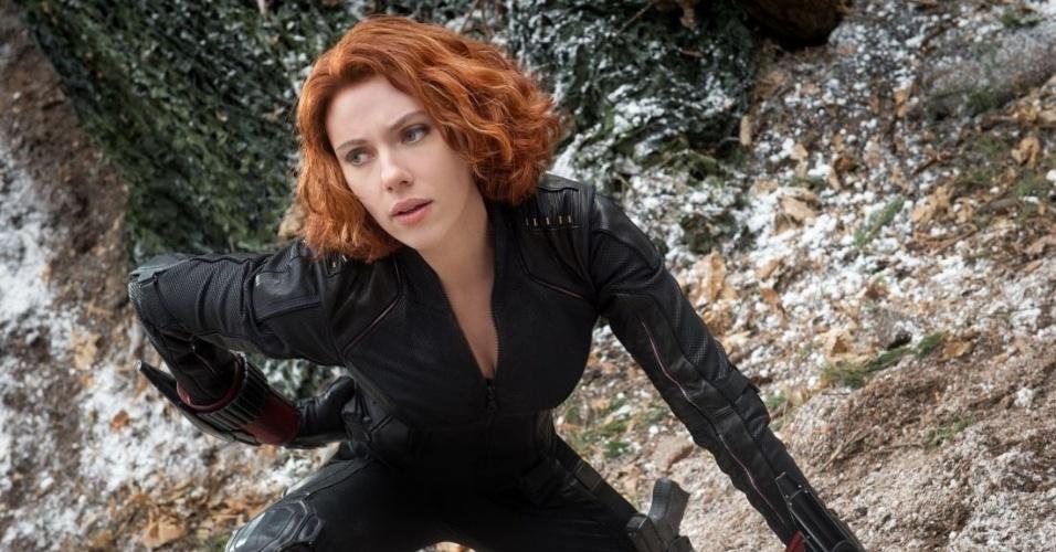 O sexismo além da piada: Cerco à Viúva Negra não é dos atores, mas da Marvel que ainda não tem um projeto para a personagem  (foto: divulgação)
