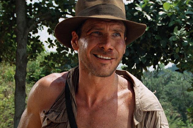 "– Indiana Jones ( ""Os caçadores da arca perdida"")"