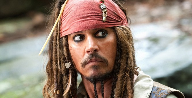 "Jack Sparrow (""Piratas do Caribe"")"