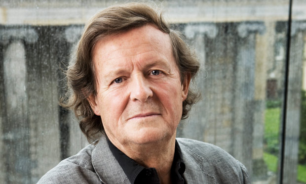 O dramaturgo e roteirista David Hare (Foto: divulgação)