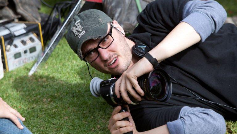 """O diretor John Trank no set de """"Quarteto fantástico"""" (Fotos: divulgação)"""