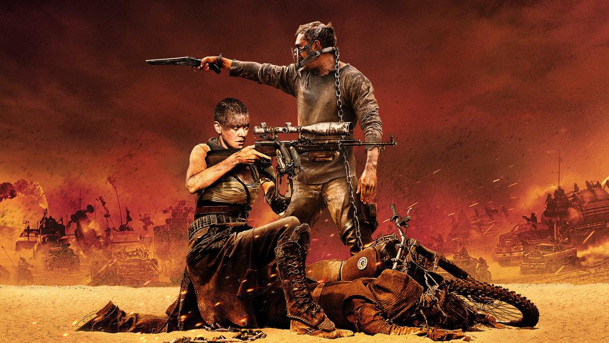 """O épico de ação de George Miller, """"Estrada da Fúria"""", emplacou nas duas listas"""
