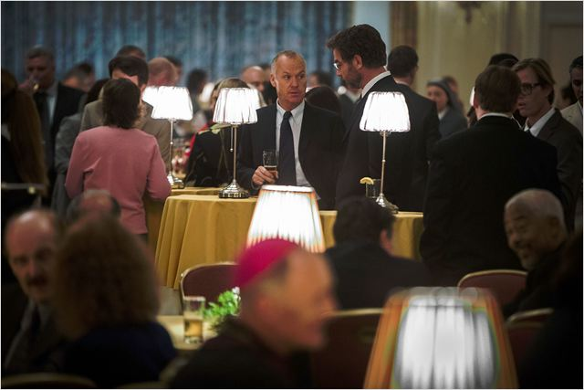 """Cena de """"Spotlight"""": filme perde força em momento de definição de quem está no páreo  (Foto: divulgação)"""
