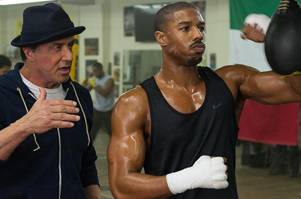 Stallone foi eleito o melhor ator coadjuvante do ano pelo National Board of Review