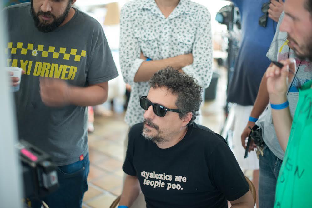 O cineasta Kleber Mendonça Filho leva o cinema brasileiro de volta à croisette  (Foto: Victor Jucá)
