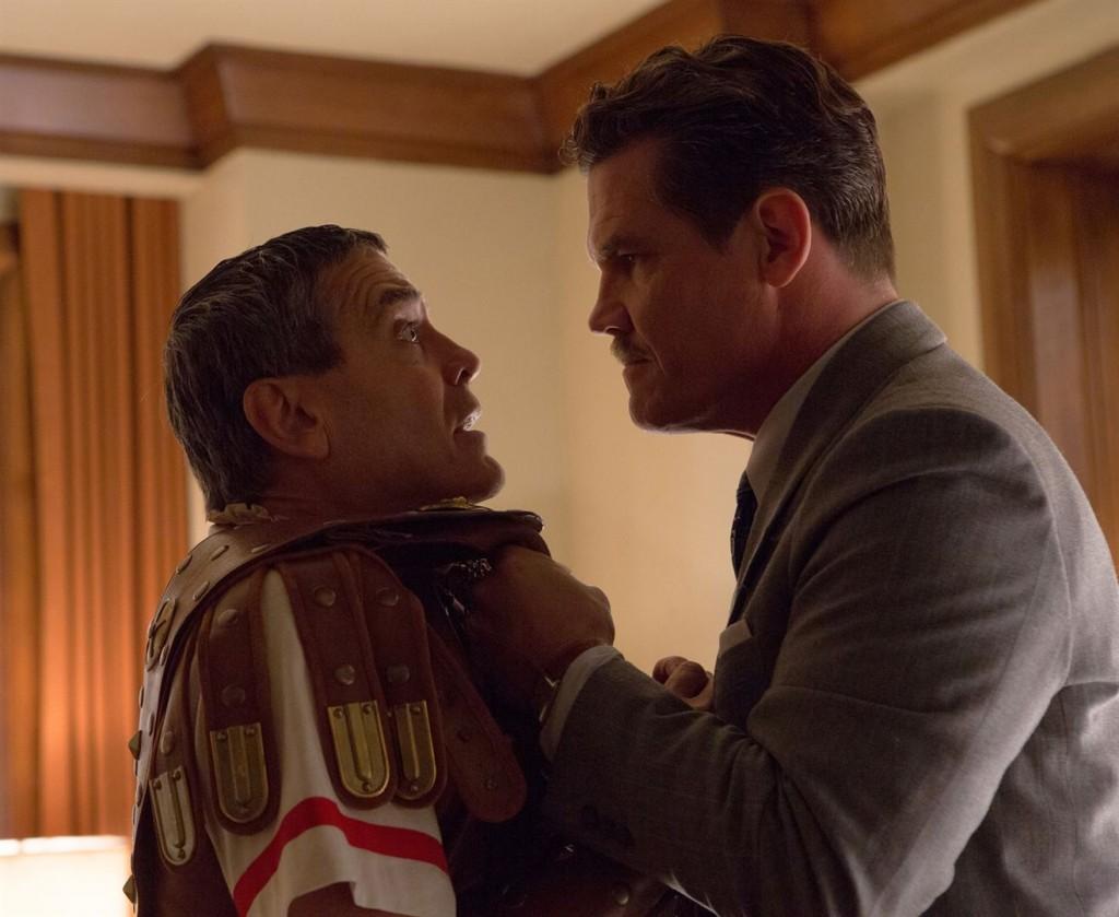 A Hollywood da era de ouro é ridicularizada com afeto no novo filme dos irmãos Coen (Fotos: divulgação)
