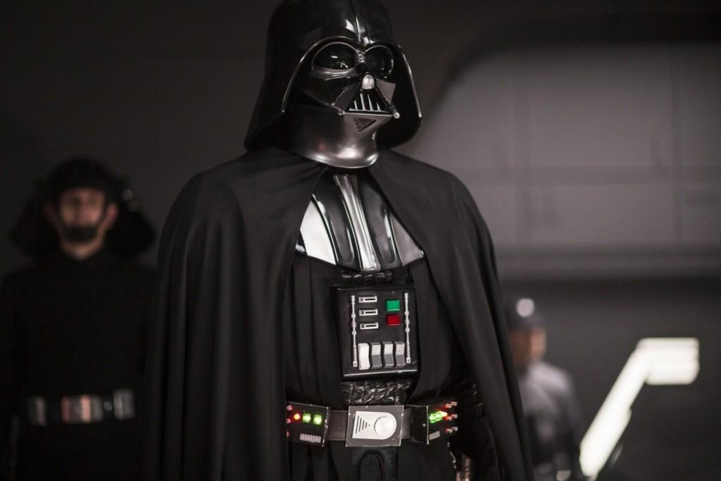 Darth Vader é uma das boas surpresas de Rogue One Foto: divulgação