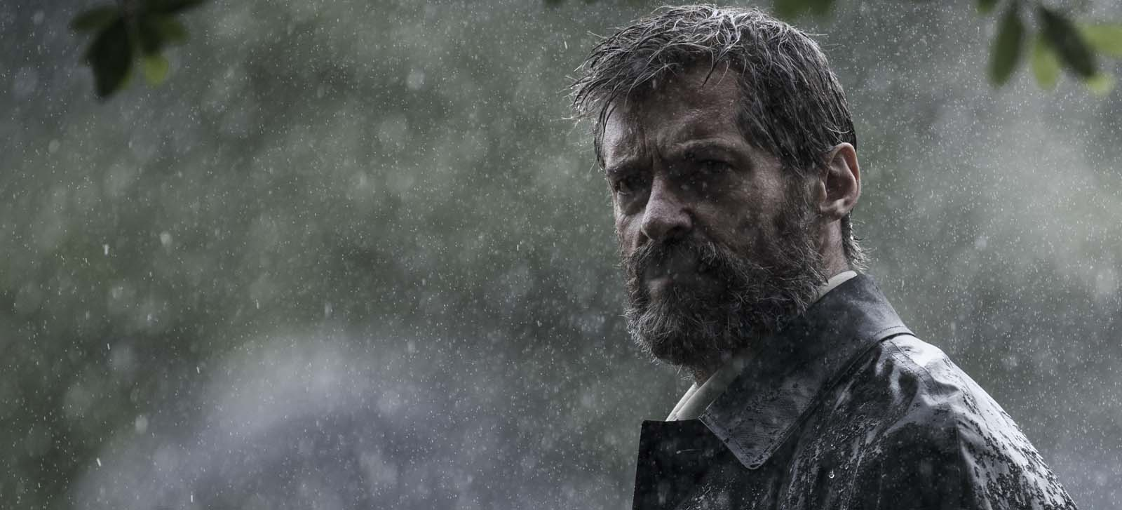 "Hugh Jackman vive Wolverine pela última vez em ""Logan"""