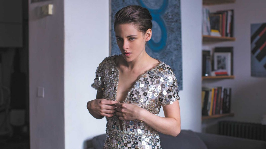 Kristen Stewart em cena de Personal Shopper