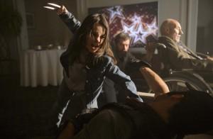 """Laura é uma jovem Wolverine em """"Logan"""""""