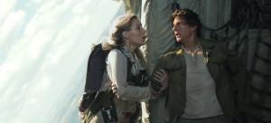"""Tom Cruise em cena de """"A Múmia"""": Não missão impossível, mas é como se fosse..."""