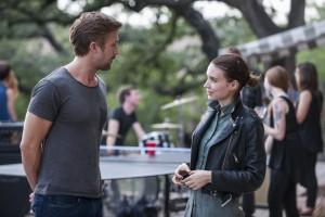 """Ryan Gosling e Rooney Mara em """"De Canção em Canção"""""""