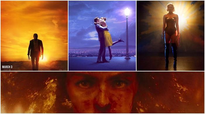 """Cenas de """"Logan"""", La La Land"""", Professor Marston e as Mulheres-Maravilhas"""" e """"mãe!"""""""