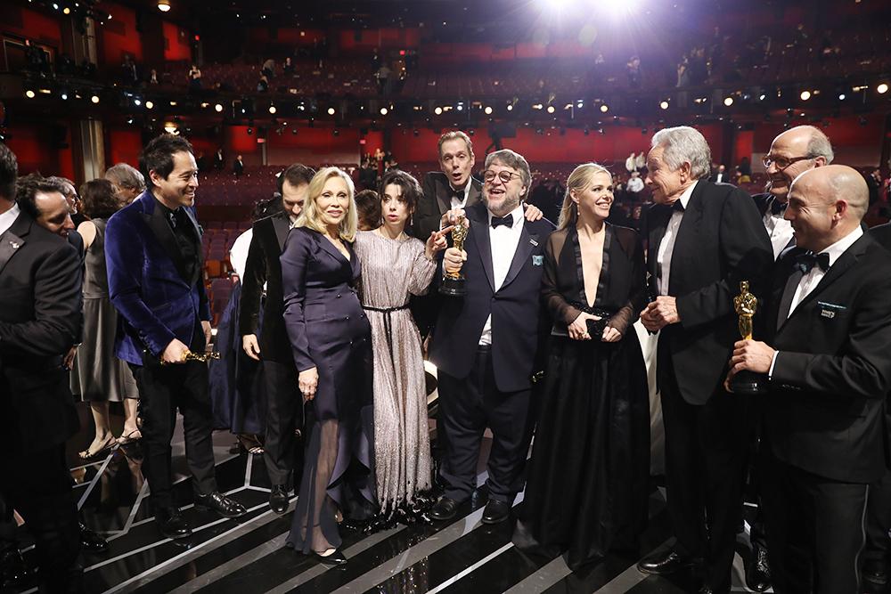 """Del Consagração de """"A Forma da Água"""" no Oscar representa aceno ao diálogo em Hollywood"""