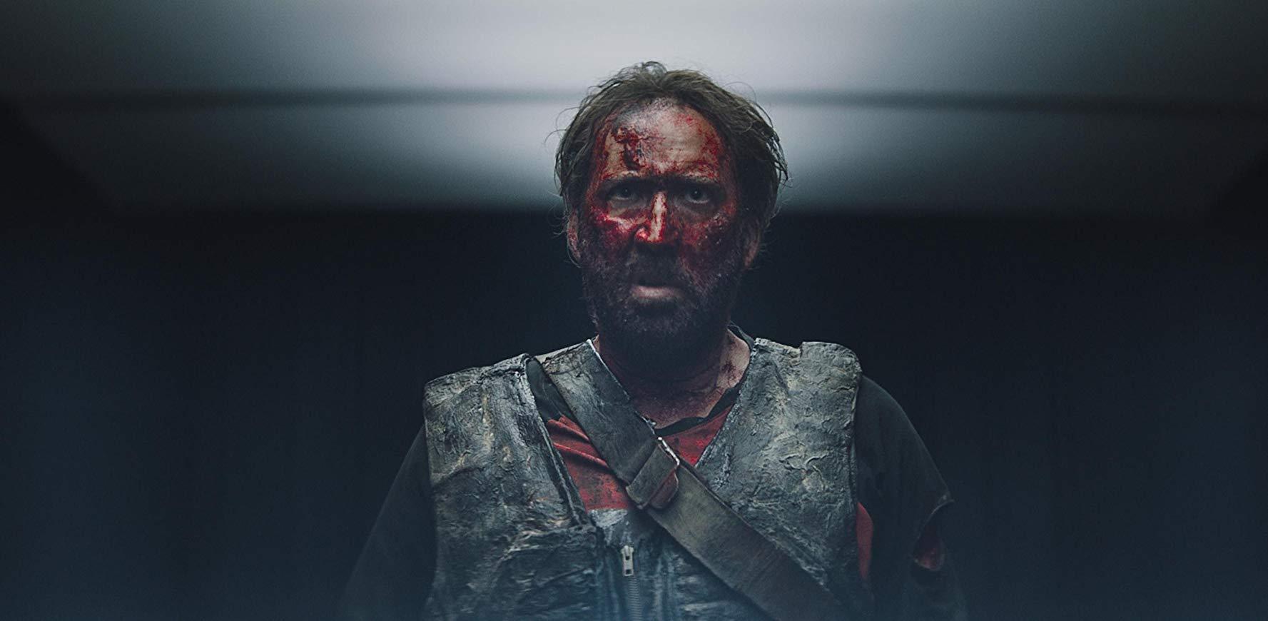 """Nicolas Cage está de volta e quer vingança em """"Mandy"""""""