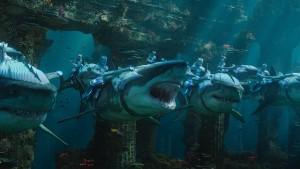 Cena de Aquaman