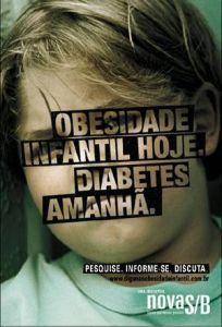 Campanha Contra Obesidade Infantil Gera Polêmica Comunica
