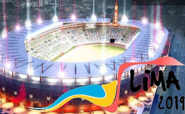 Visão projetada do Estádio Pan-Americano de Lima, que receberá o Oan de 2019