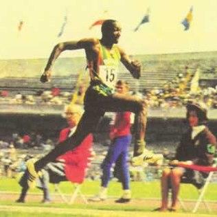 Nelson Prudêncio era recordista mundial e medalha de ouro em 68, até o último salto de Saneyev