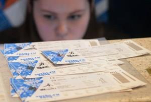 A procura por ingressos para as Olimpíadas de Sochi 214 tem sido intensa