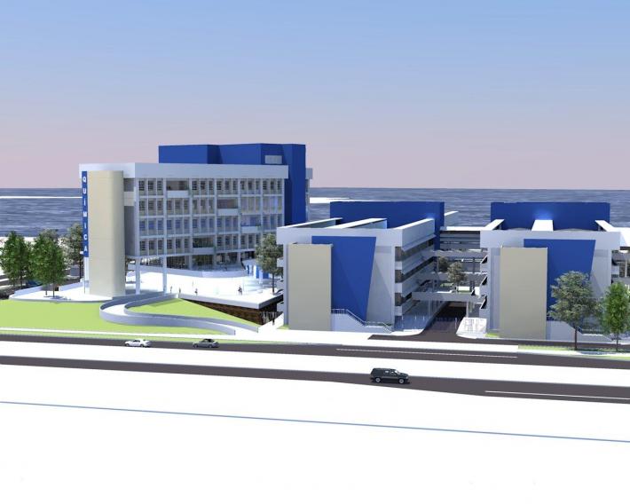 Projeto final do Ladetec, laboratório que fará os exames antidoping nas Olimpíadas 2016