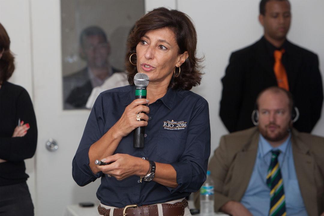 Maria Silvia Bastos estava no comando da EOM desde agosto de 2011