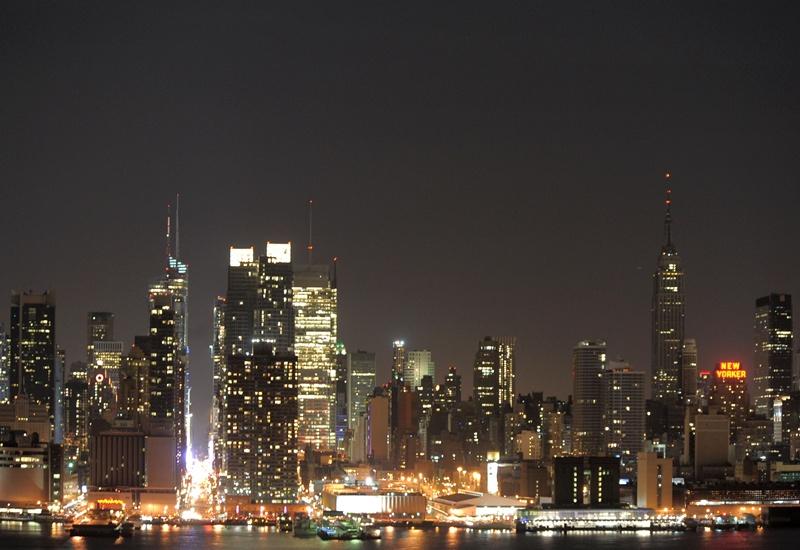 O prefeito de Nova York nem quis pensar em brigar para receber as Olimpíadas de 2024