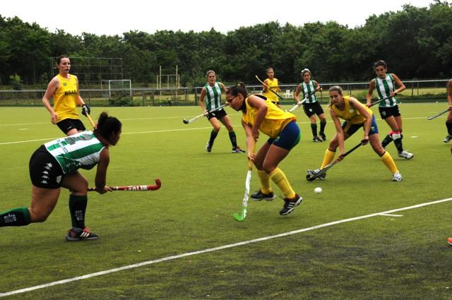 Jogadoras da seleção brasileira feminina de hóquei não deverão disputar as Olimpíadas de 2016
