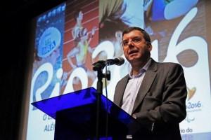Ricardo Leyser confia que o novo laboratório brasileiro de controle de dopagem seja aprovado pela Wada