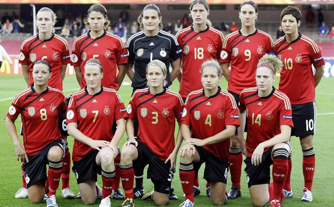9b1ea658b64e8 Seleção alemã hepta campeã da Europa