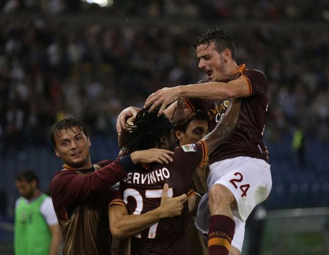 Se alguém desse um jeito de reunir todos os torcedores da Roma ao redor do  mundo antes do início da temporada e perguntasse como seria a campanha da  equipe ... 3cfeb71c58323