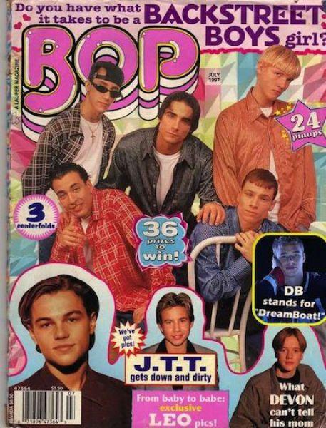 Teen Pop Magazines 5