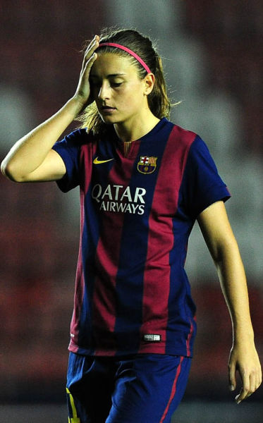 Bristol Academy Women v Barcelona Ladies - UEFA Women's Champions League Round of 16
