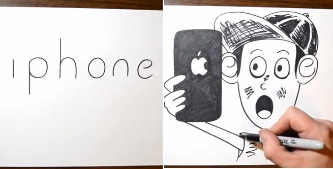 desenhando-letras